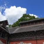 神戸の都会観光に疲れたら日本庭園のある相楽園(そうらくえん)で休んでみては?