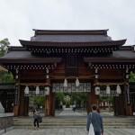 楠公さんで親しまれる「湊川(みなとがわ)神社」でお参りしてみよう