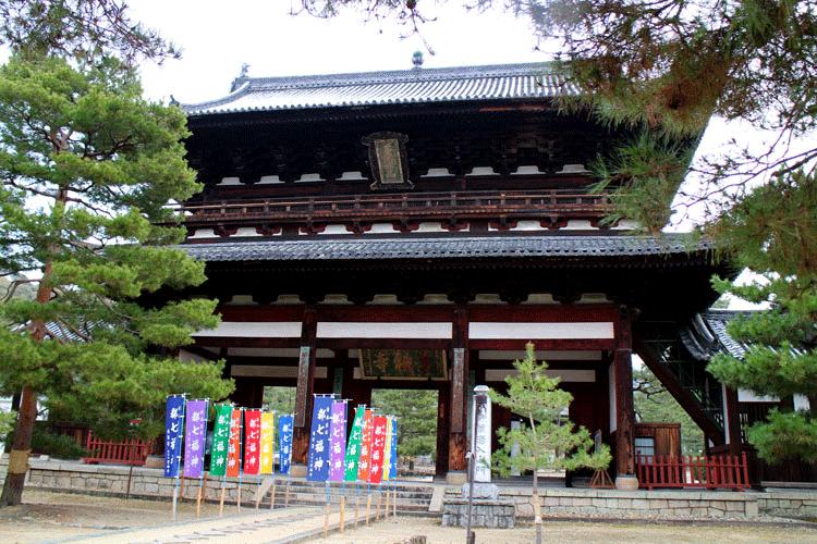 萬福寺 外観