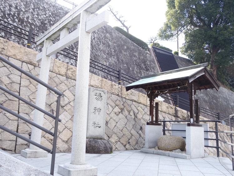 道後温泉 湯神社