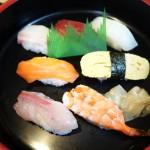 すし丸道後店のお寿司が今まで食べた中でもトップクラスの美味しさだった