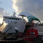 八幡浜港から別府港への宇和島運輸フェリーに乗った感想