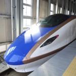 北陸新幹線に初乗車!金沢から富山までわずか23分でめちゃ早かった
