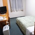 ホテルルートイン大阪本町のシングルルームに泊まった感想