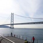 散歩が気持ちいい!明石海峡大橋が見える舞子公園の風景写真をまとめてみた