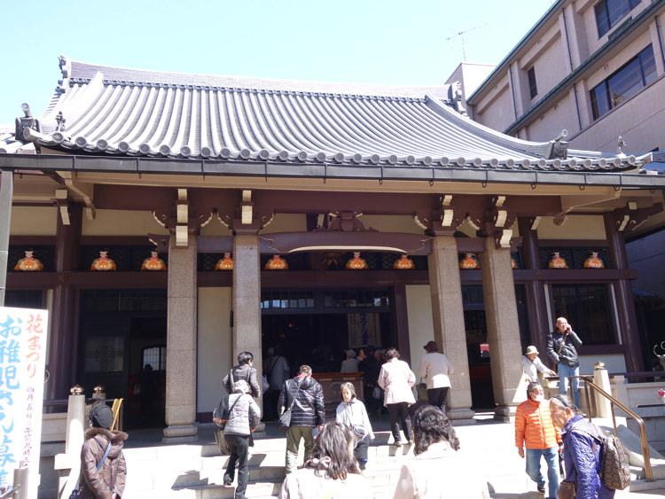 巣鴨 とげぬき地蔵尊 高岩寺