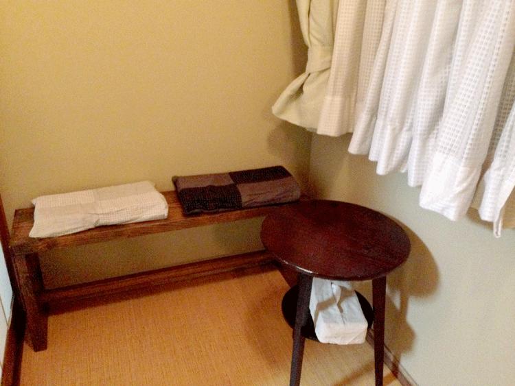 泉ゲストハウス 室内