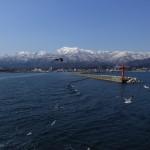3月上旬に佐渡島をレンタカー利用で1泊2日で観光した感想