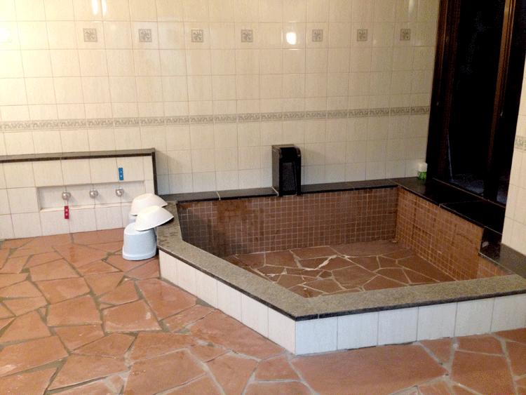 泉ゲストハウス お風呂