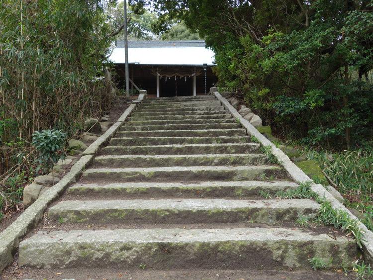 男木島 加茂神社