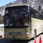 富山の高岡から五箇山・白川郷までを結ぶ「世界遺産バス」が便利だった!