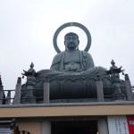 日本三大仏の1つで富山にある「高岡大仏」の写真と感想まとめ