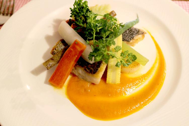 アププレ 魚料理