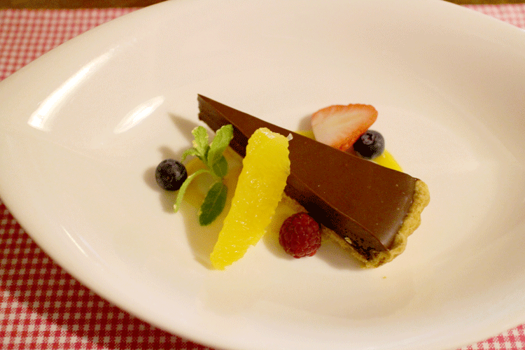 アププレ チョコレートケーキ