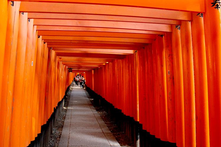 伏見稲荷神社 千本鳥居