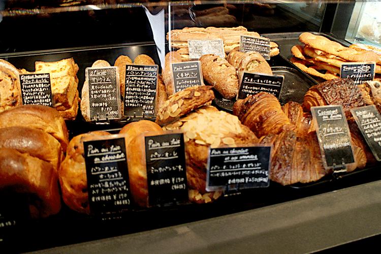 ル・プチメック パン