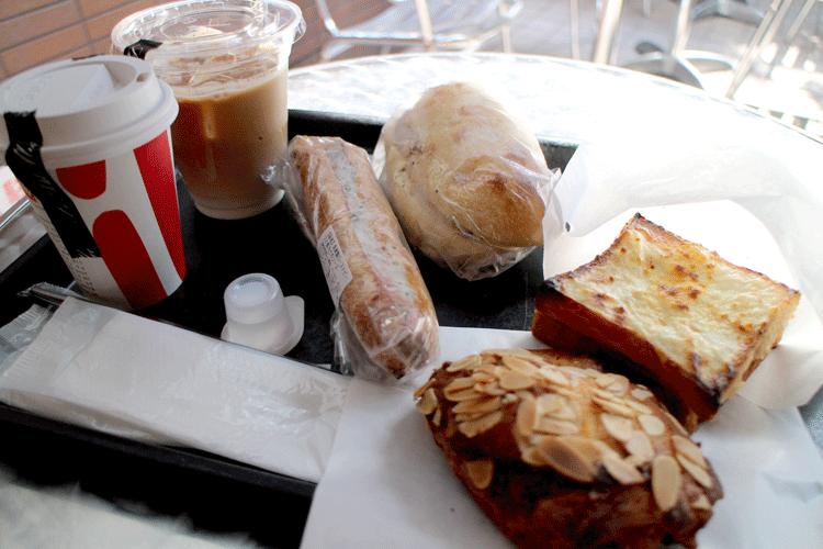 ル・プチメック 購入したパン