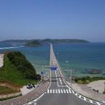 東萩駅・特牛駅から角島大橋へのアクセス方法と混雑状況・所要時間について