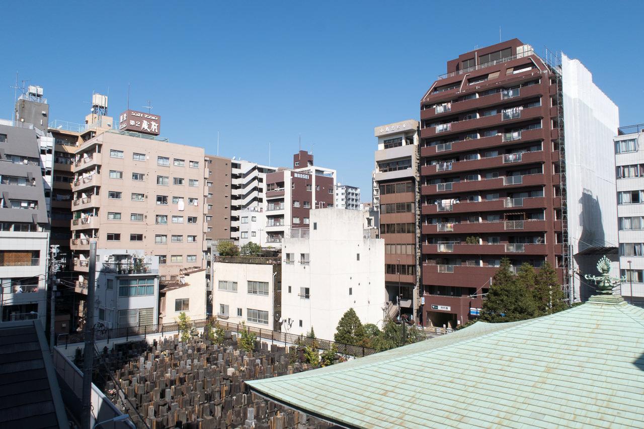 Ks_House_4階テラスからの眺め