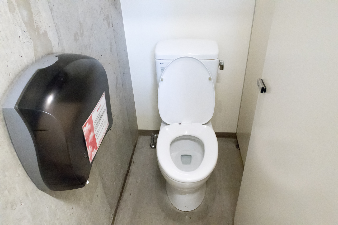 サクラホステル浅草トイレ