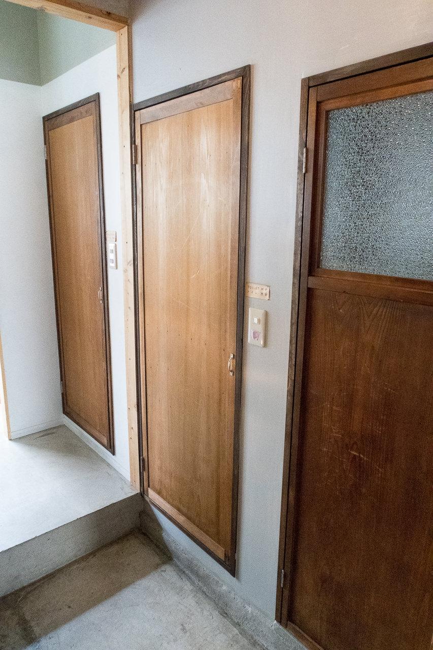 東京ひかりゲストハウス1階トイレ
