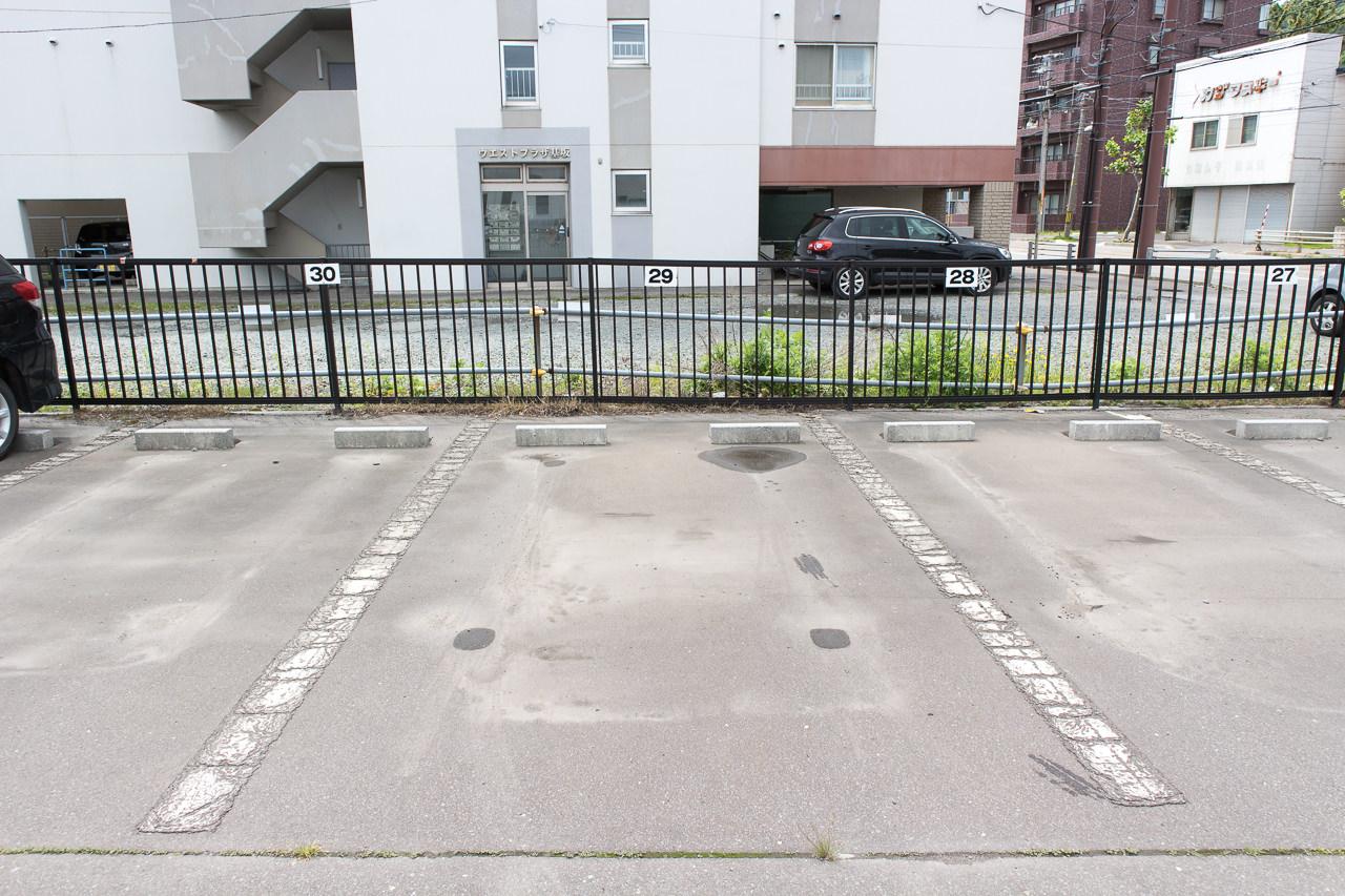函館ペリーハウス駐車場29番