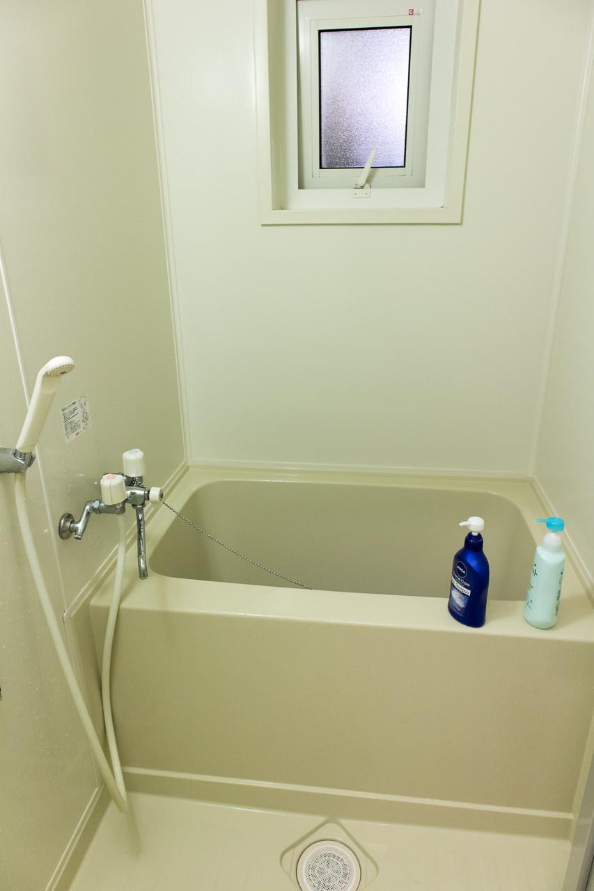 函館ペリーハウスの浴槽