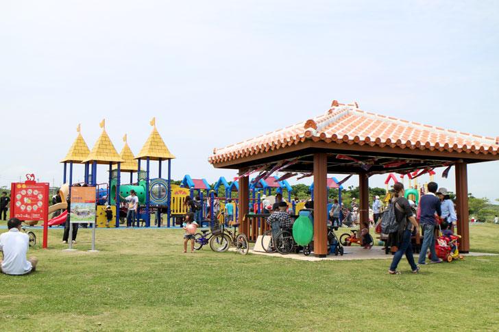 平和祈念公園 遊具