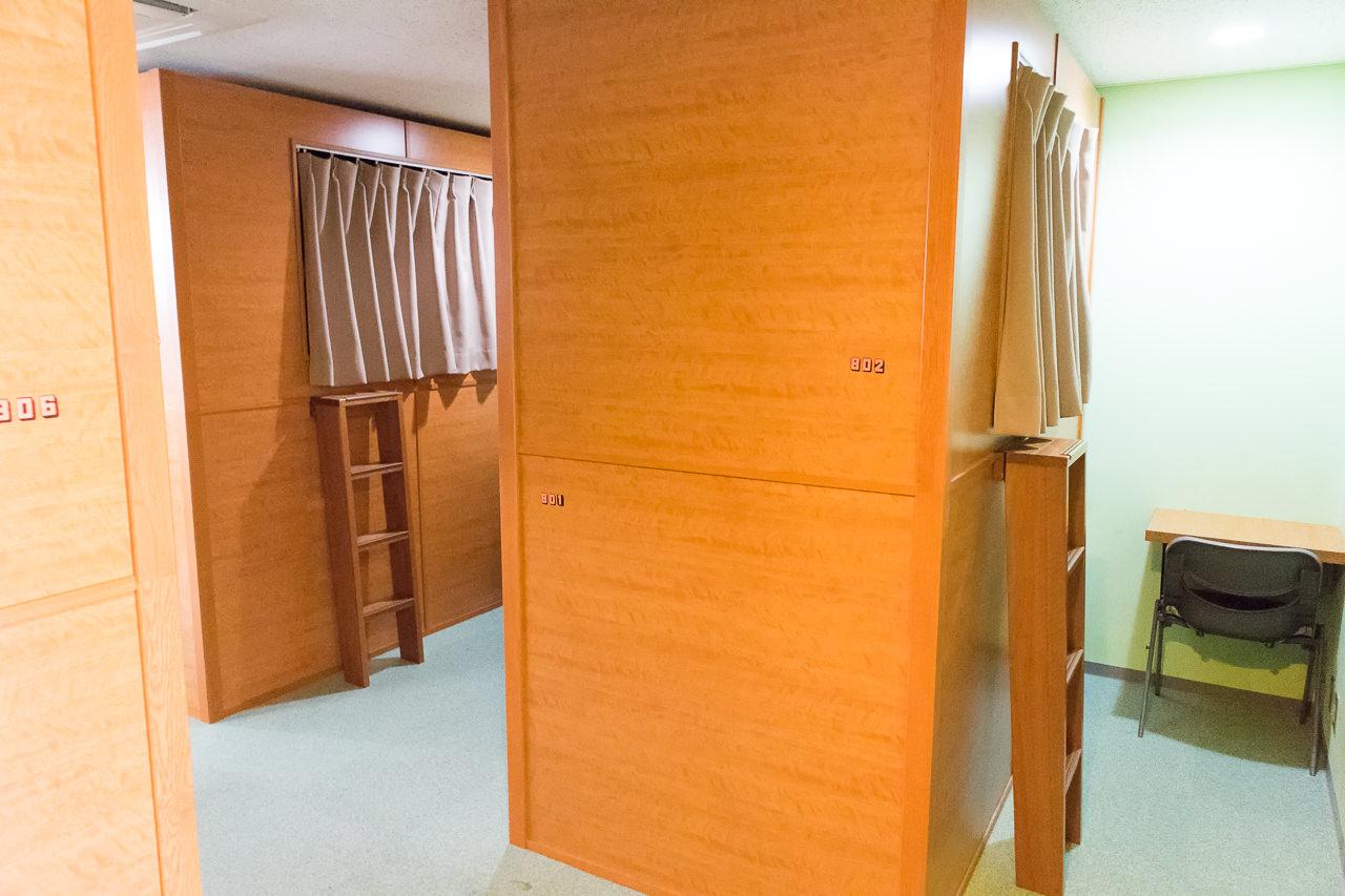 エースイン新宿の部屋の様子