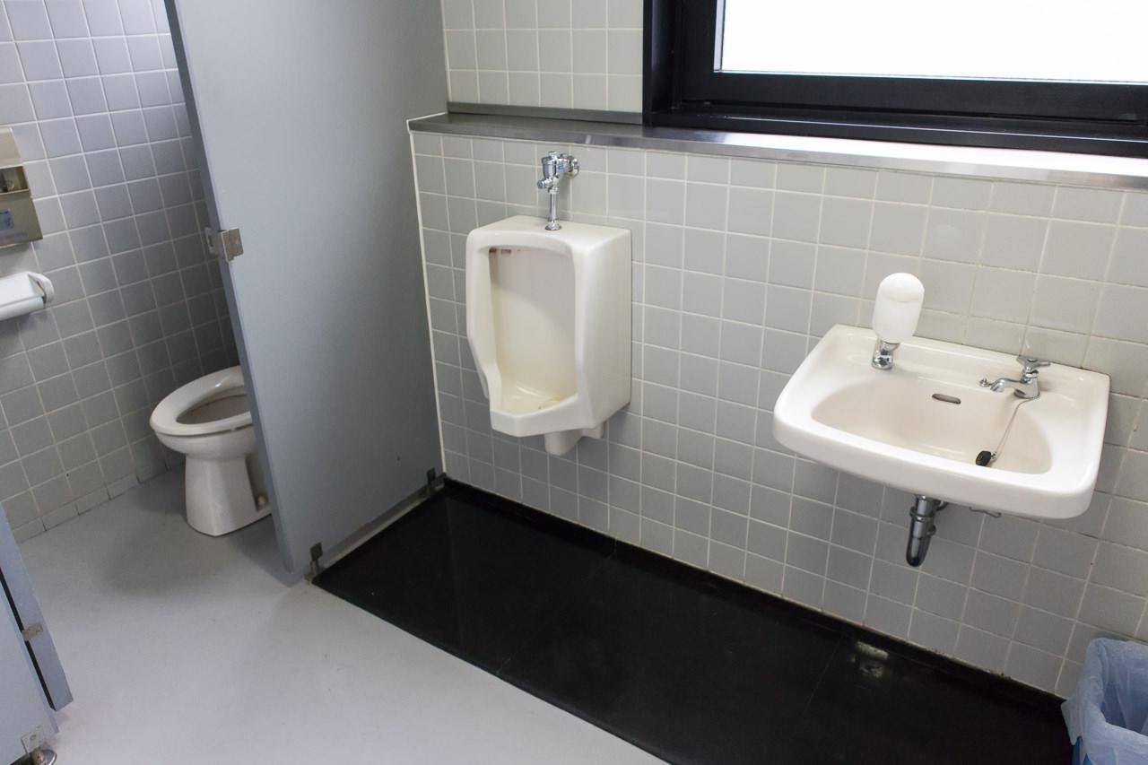 エースイン新宿コモンルームのトイレ