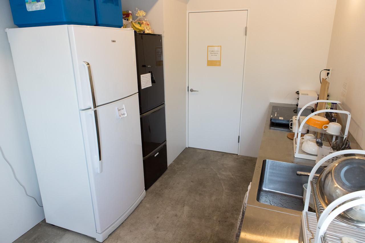 IRORIの7階冷蔵庫
