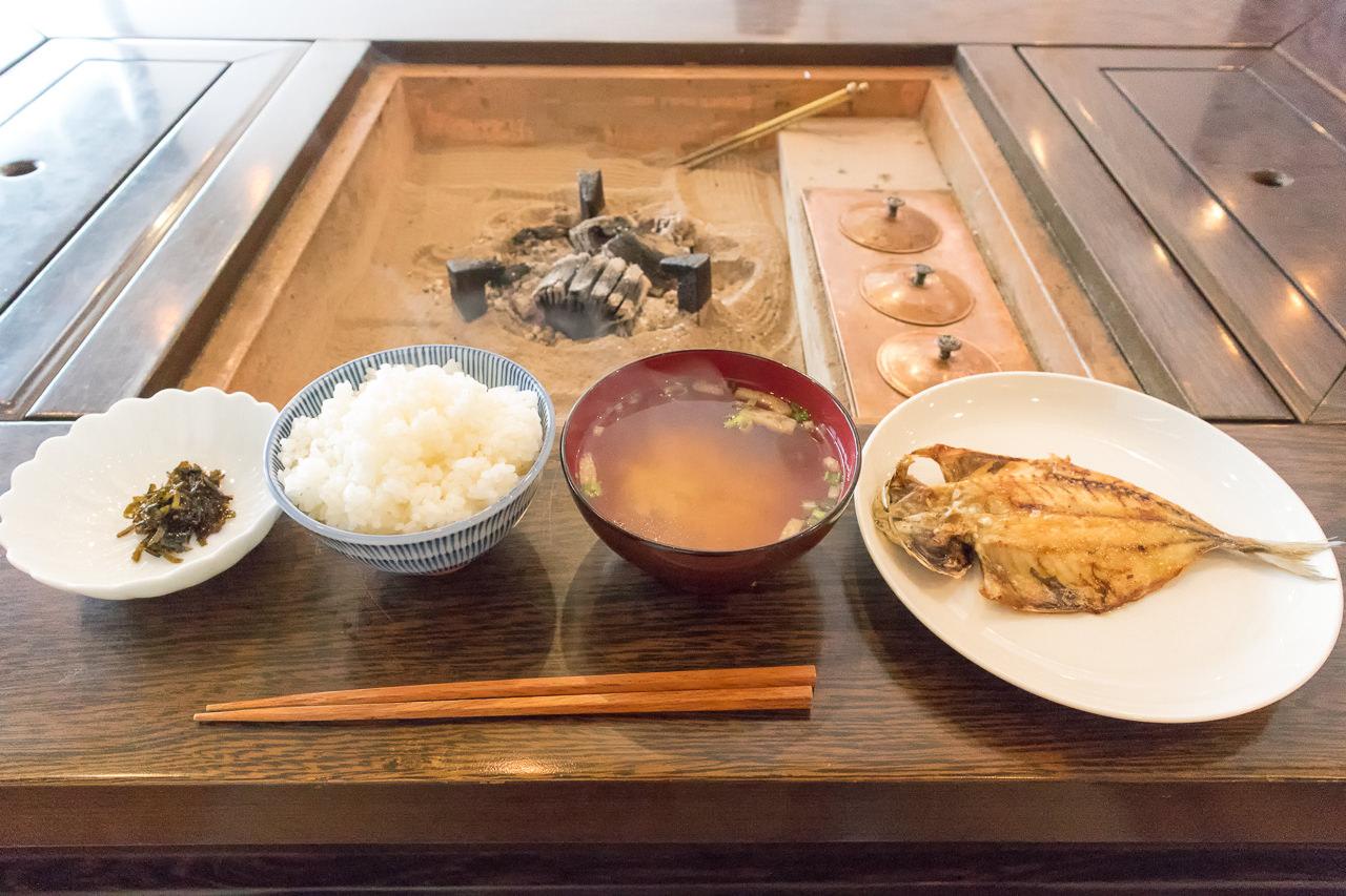 IRORIの朝食