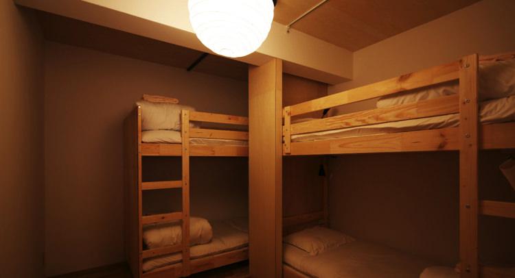 base8823 宿泊部屋