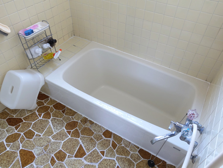 犬山ゲストハウスかわち お風呂