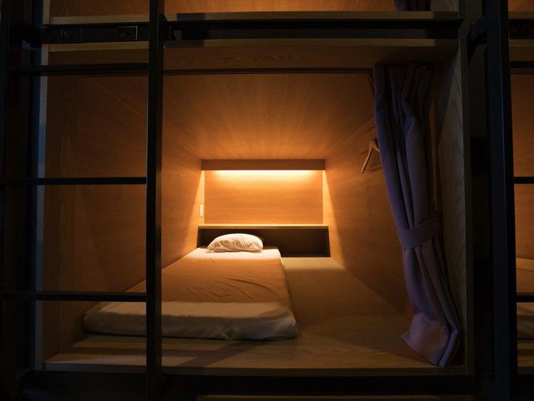 ゲストハウス 禅の宿泊部屋1