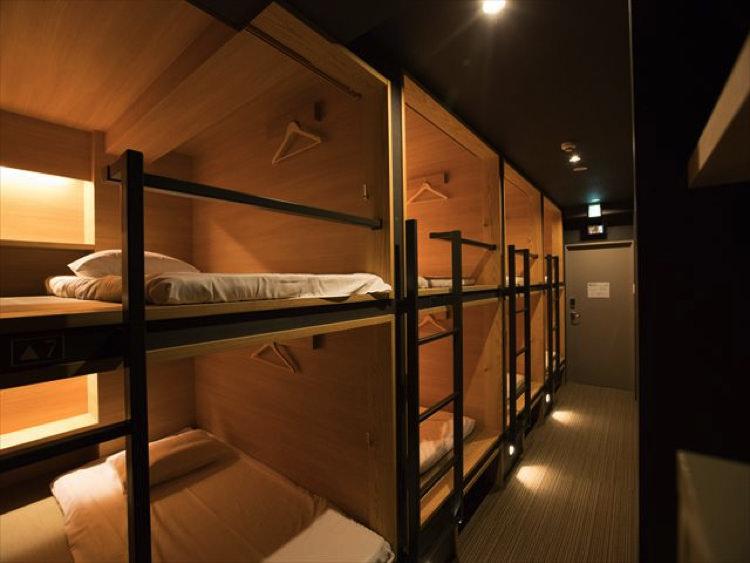 ゲストハウス 禅の宿泊部屋2