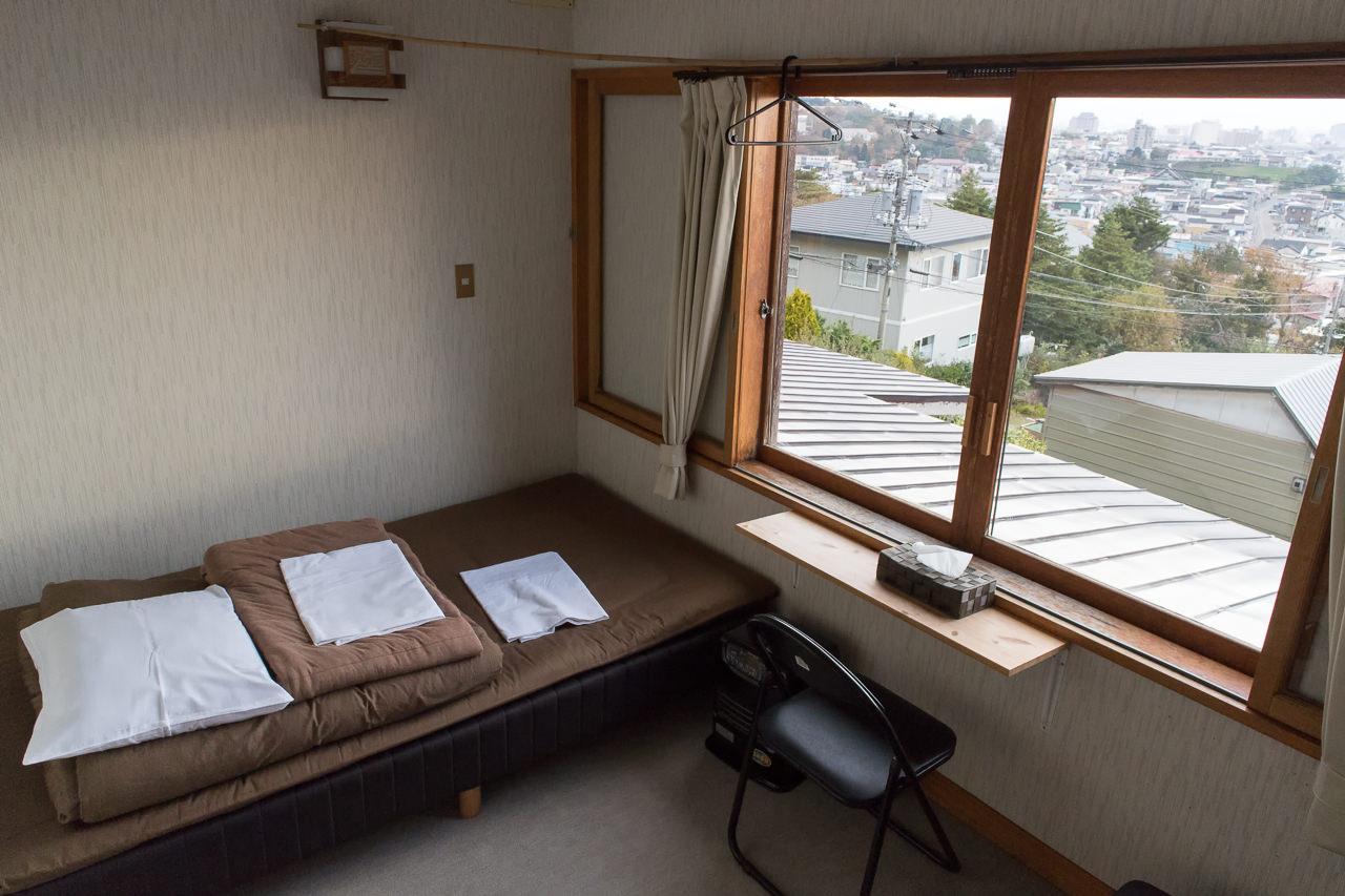 函館山ゲストハウス 宿泊部屋
