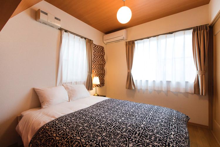 Japan Hostel 深夜特急の宿泊部屋②