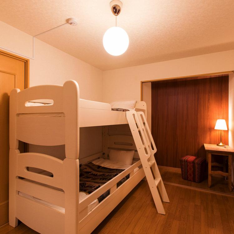 Japan Hostel 深夜特急の宿泊部屋③