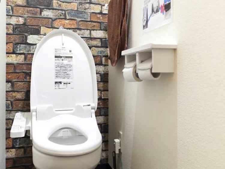 Osaka Guesthouse NESTのトイレ