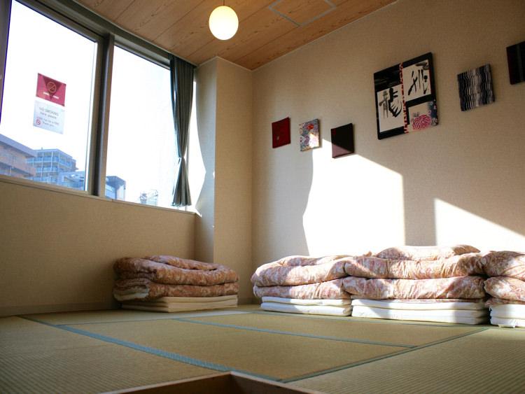 Osaka Guesthouse NESTの宿泊部屋⑦