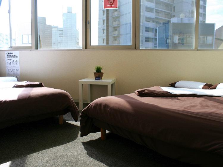 Osaka Guesthouse NESTの宿泊部屋③