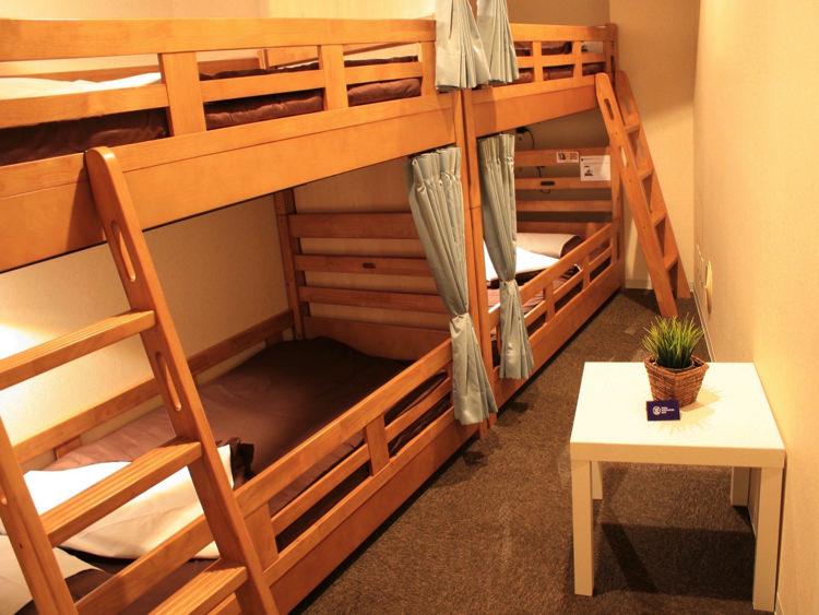 Osaka Guesthouse NESTの宿泊部屋④