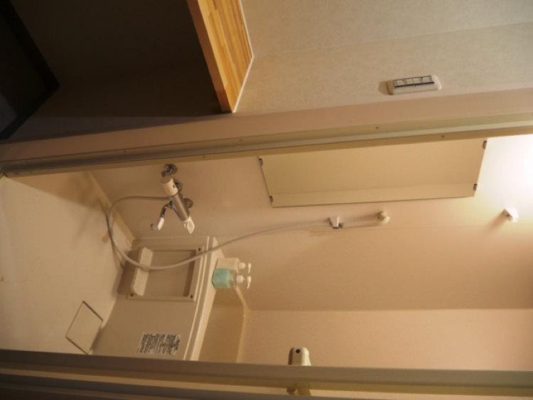 大和八木ゲストハウス笑顔の浴室