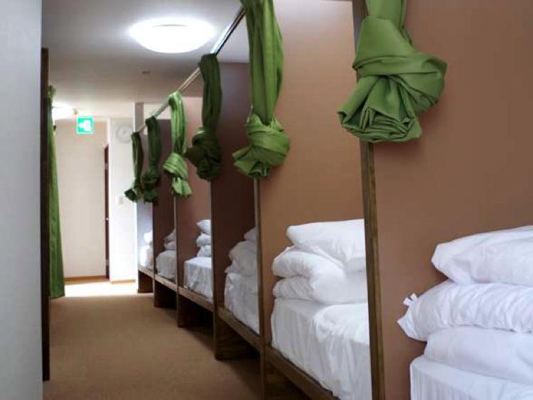 ゲストハウス 伊万里本陣の宿泊部屋