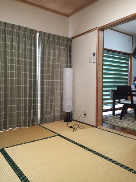 ゲストハウス中島川の宿泊部屋
