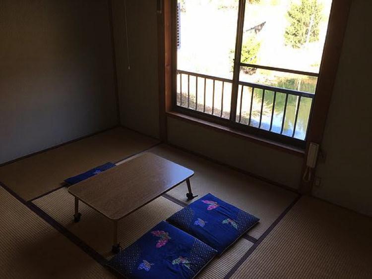 ゲストハウス山楽の宿泊部屋②