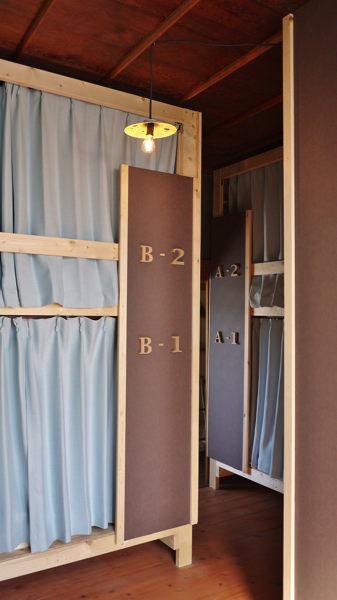 ストハウス旅籠屋醫の宿泊部屋②