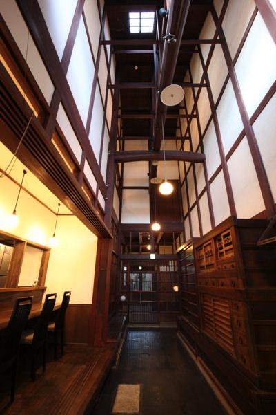 大津町家の宿 粋世の部屋