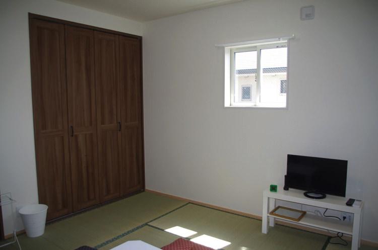 シロノシタゲストハウスの個室(2〜4名様用)